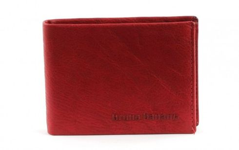 bruno banani Africa Wallet Cross Red