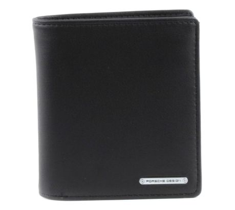 PORSCHE DESIGN CL2 2.0 Billfold V6 Black