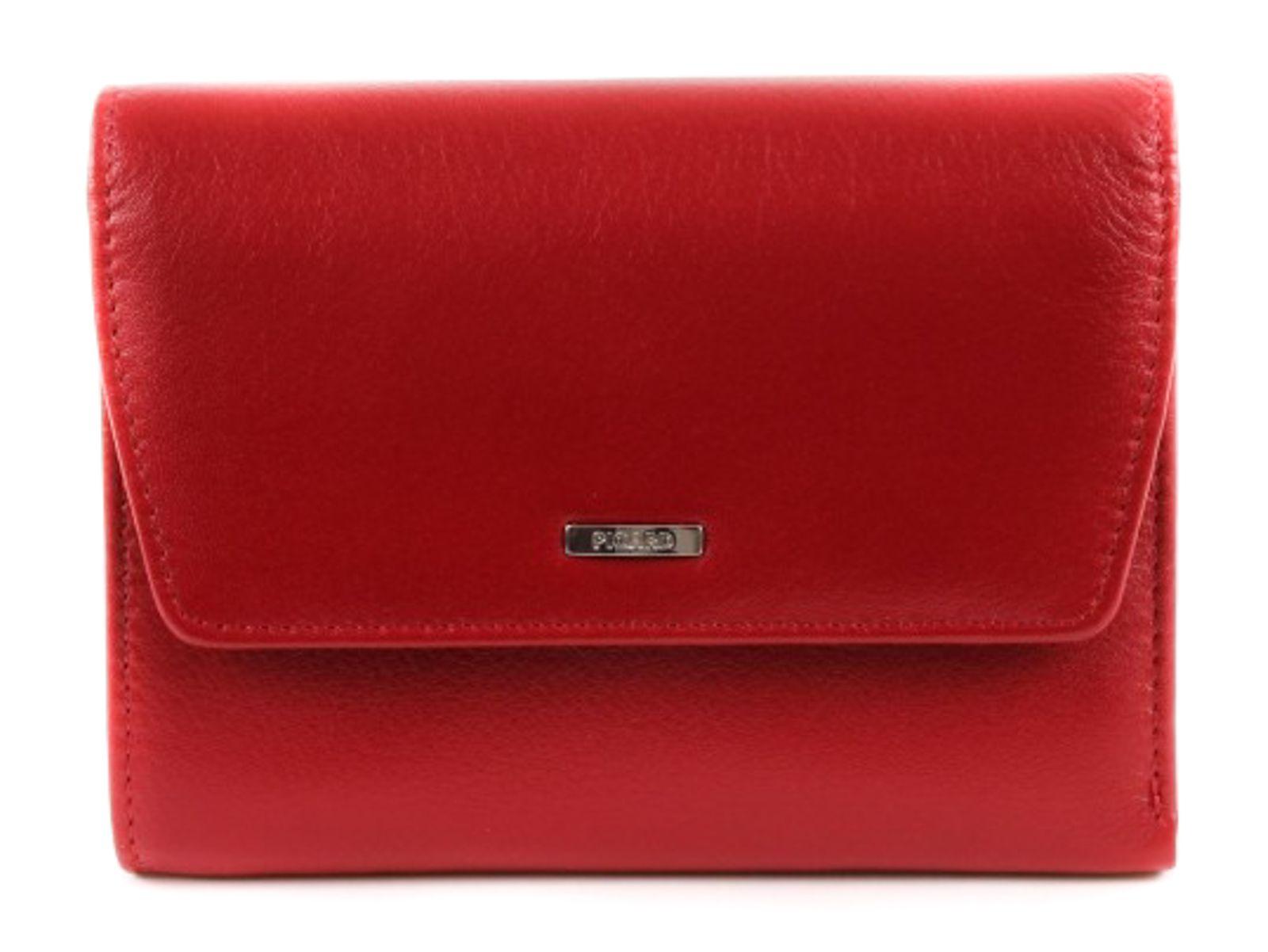 PICARD Bingo Flap Wallet Red
