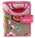 Oilily Fantasy Flora S Flap Wallet Mocca buy online at modeherz