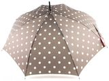 Knirps Stick Long AC Dot Art Taupe buy online at modeherz