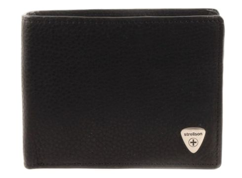 strellson Harrison BillFold H8 Black