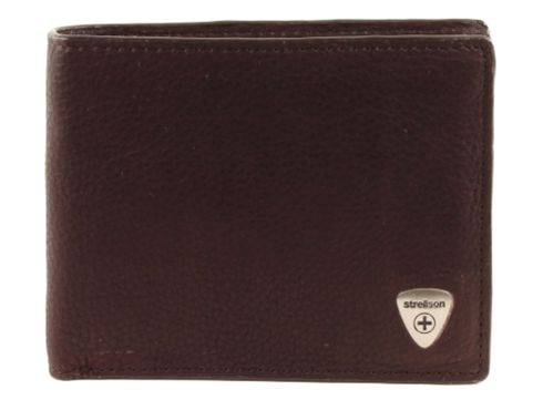 strellson Harrison BillFold H8 Dark Brown