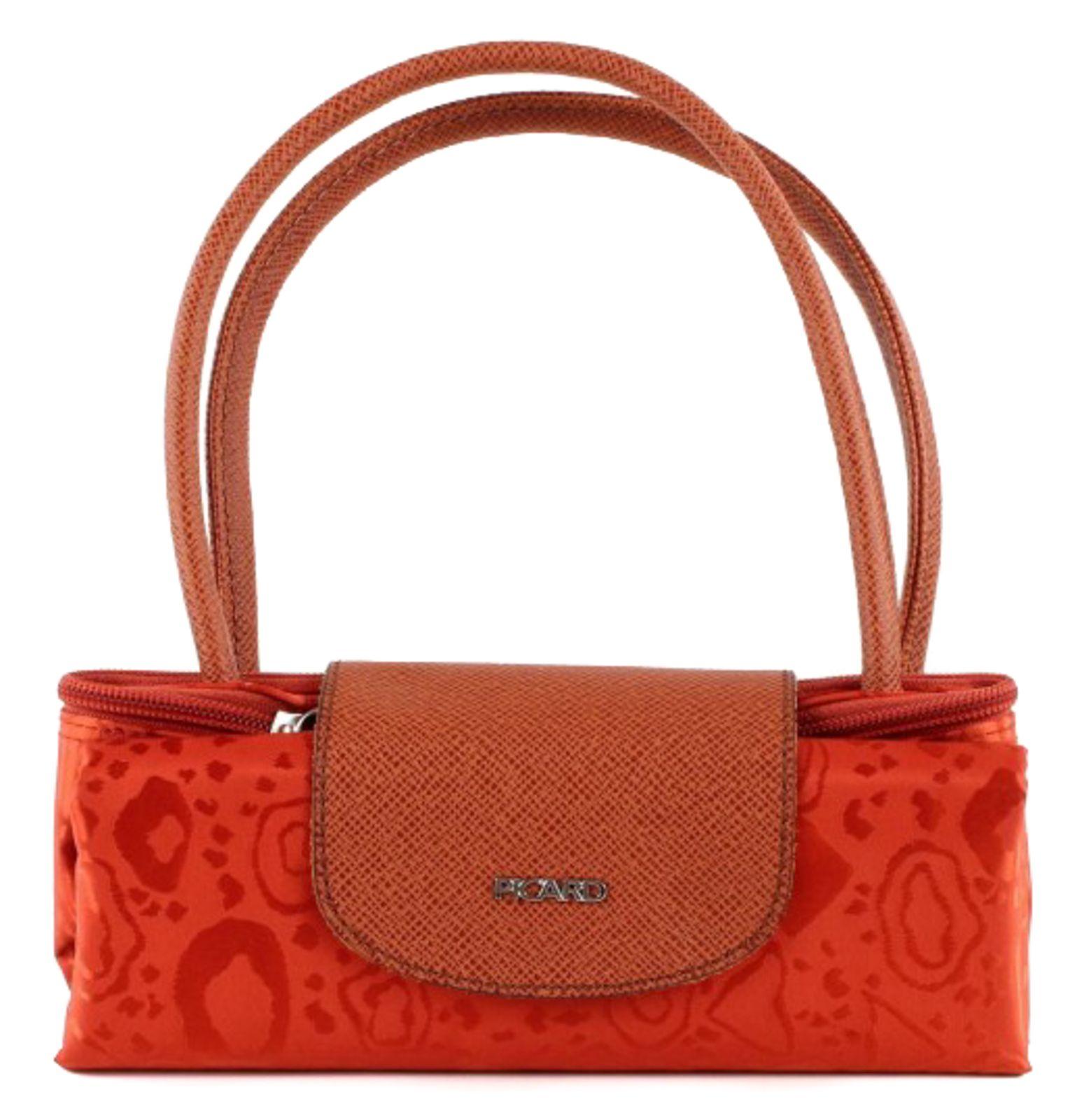 PICARD Easy Basic Shopper Orange