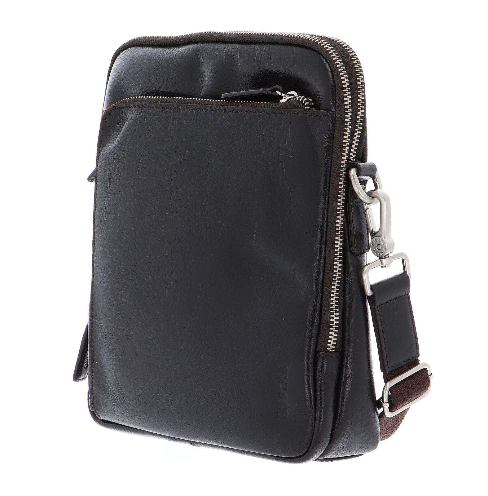 PICARD Buddy Messenger Bag Cafe