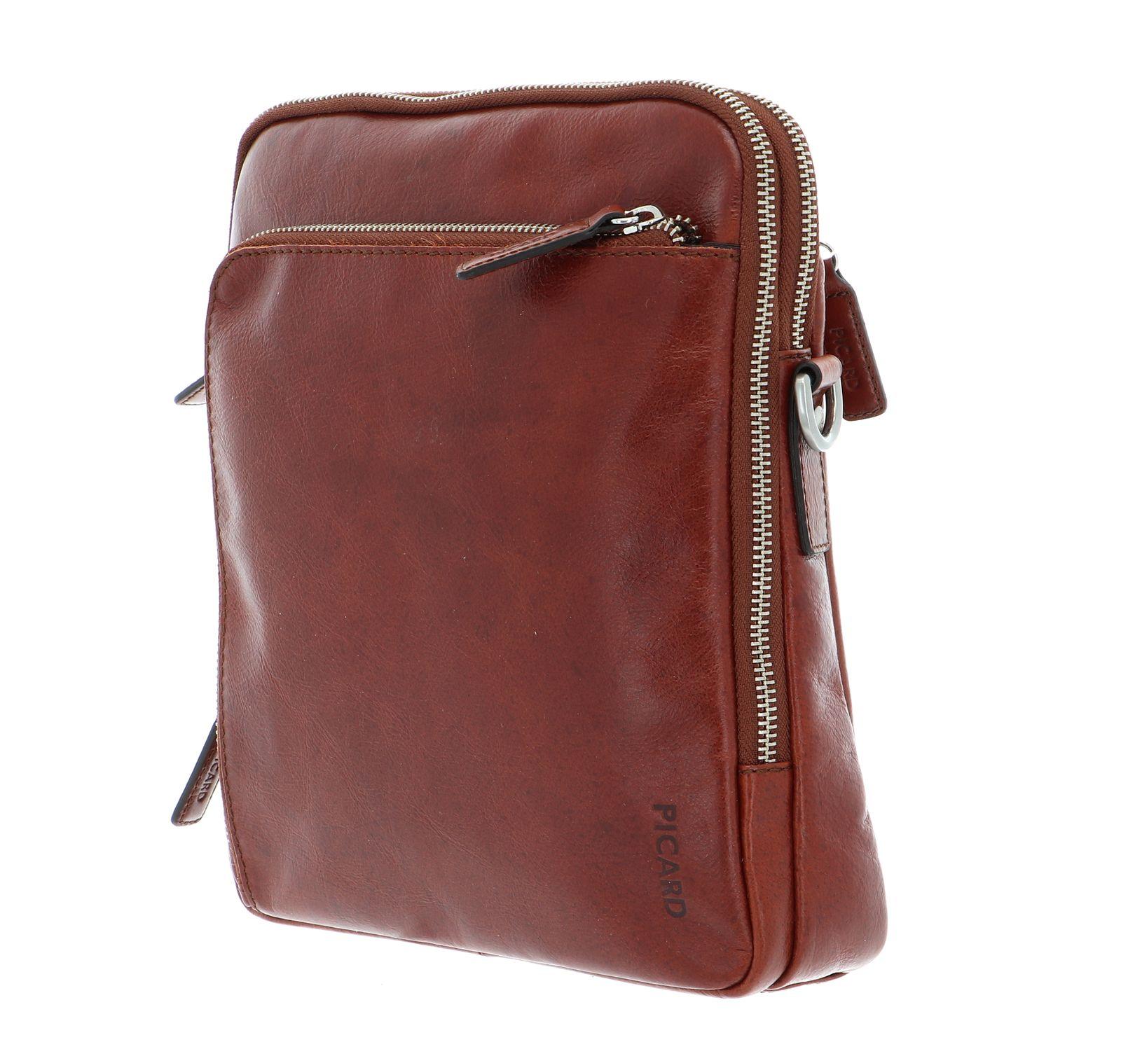 PICARD Buddy Messenger Bag Cognac