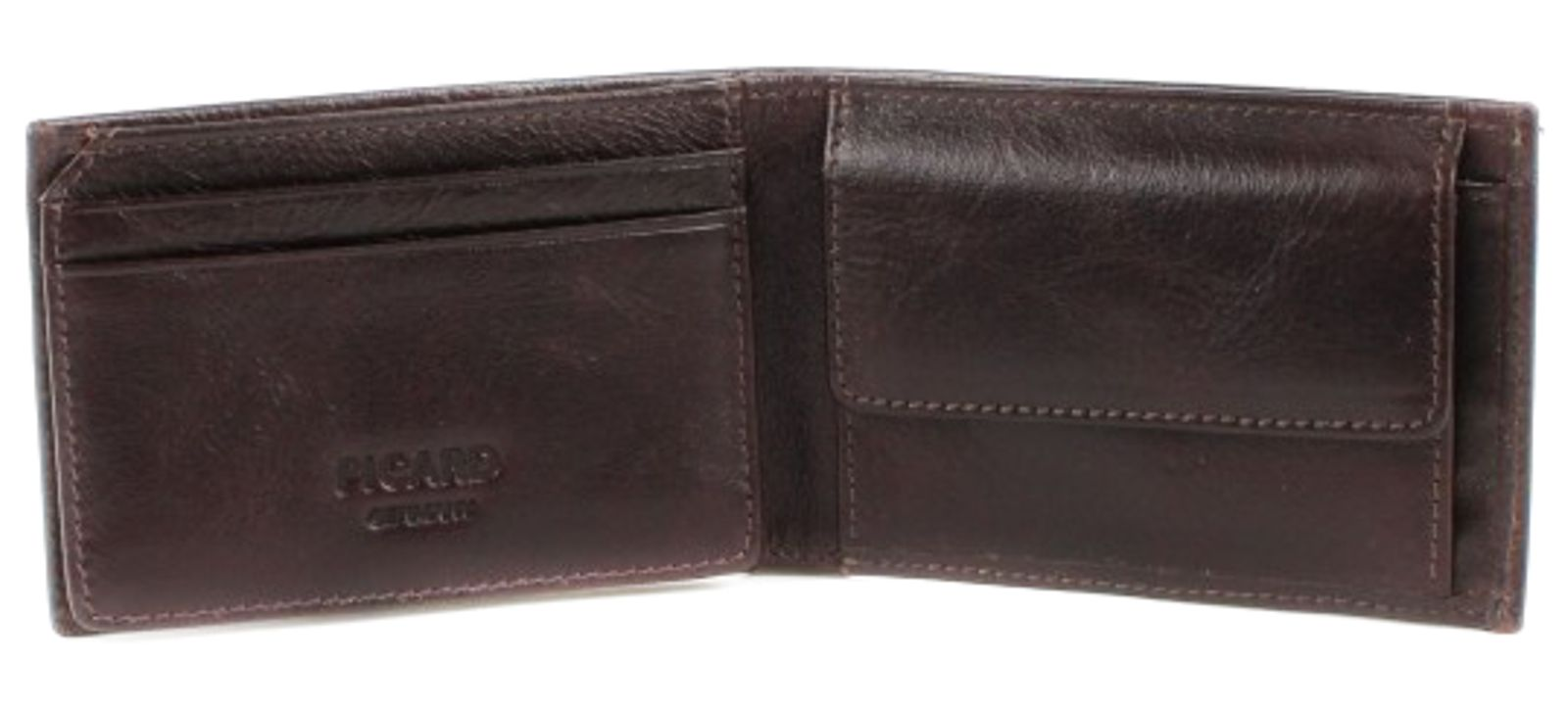 PICARD Apache Mini Wallet Kastanie
