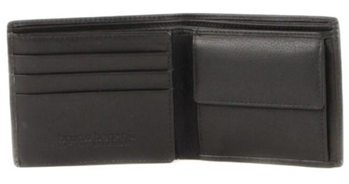 bruno banani New York Wallet Black