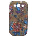 Oilily Sea of Flowers Samsung Galaxy SIII Case Bronze buy online at modeherz