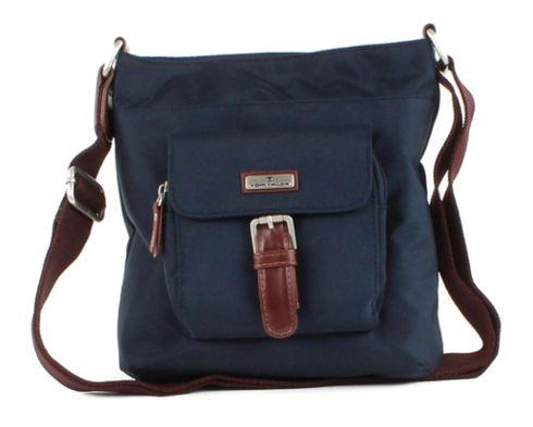 TOM TAILOR Rina Cross Body Bag Blue