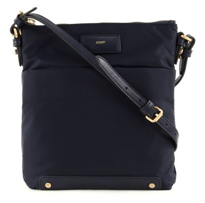JOOP! Dia Nylon Shoulder Bag Dark Blue