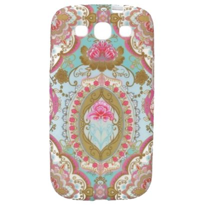 Oilily Travel Lotus Galaxy SIII Case Sand