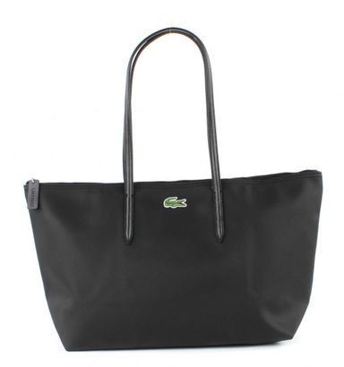 LACOSTE L.12.12 Concept L1 Large Shopping Bag Black