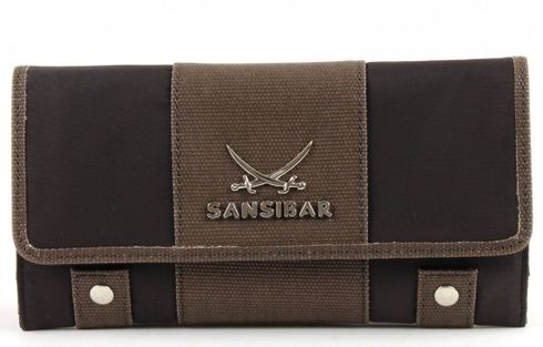 Sansibar Thyphoon Wallet Chocolate