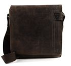 strellson Richmond Messenger MV Dark Brown online kaufen bei modeherz
