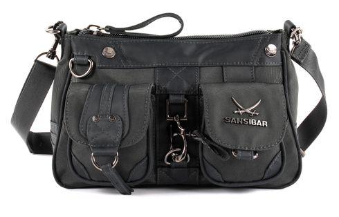 Sansibar Calima Zip Bag Anthracite
