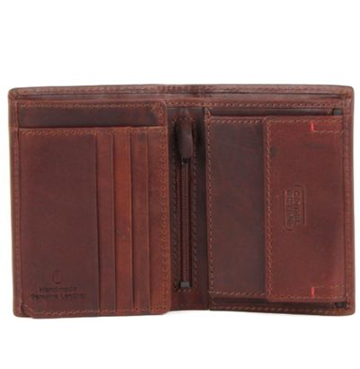 Camel Active Salamanca Wallet High Brown