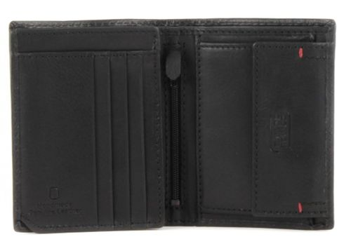 Camel Active Salamanca Wallet High Black