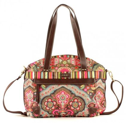 Oilily Winter Ovation M Carry All Coffee