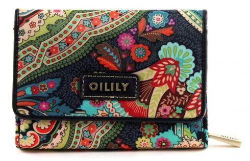 Oilily Winter Ovation S Wallet Indigo