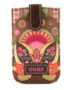 Oilily Winter Ovation Smartphone Pull Case Coffee buy online at modeherz
