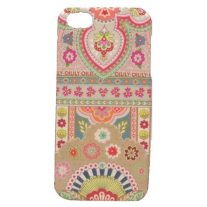 Oilily Winter Ovation iPhone 5 Case Biscuit