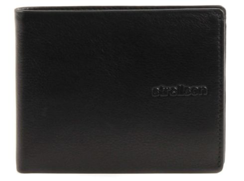 strellson Carter BillFold H4 Black
