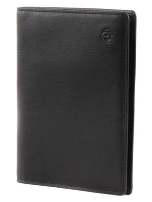 Esquire Logo ID Case Black