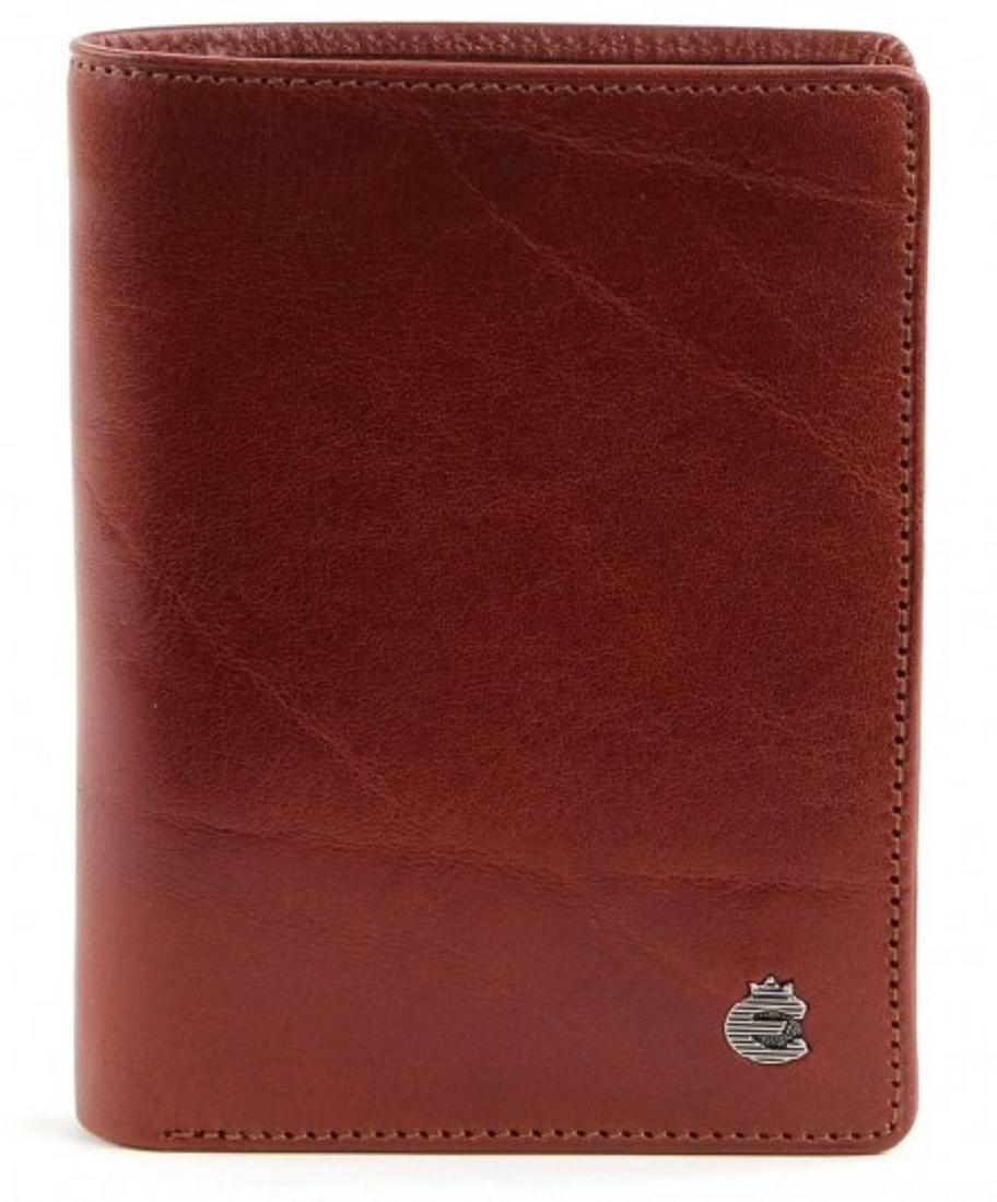 Esquire Toscana Hochformatbörse Kompakt Braun