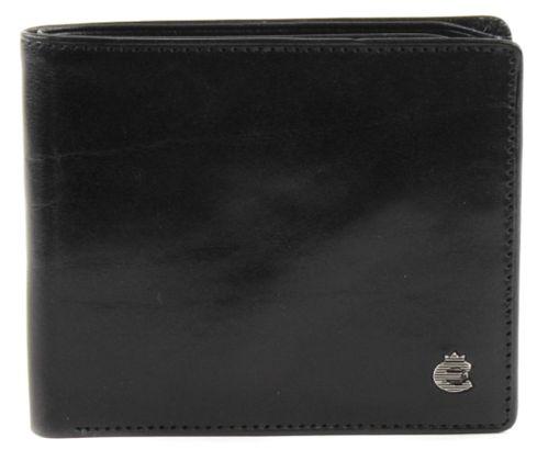 Esquire Toscana Wallet Black