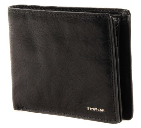 strellson Jefferson BillFold H8 Black