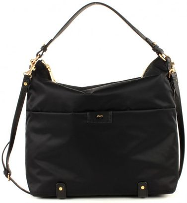 JOOP! Diomede Nylon Hobo Black