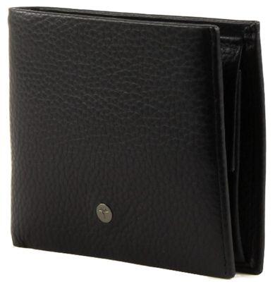 JOOP! Ninos Cross Grain 10 Card Wallet Black