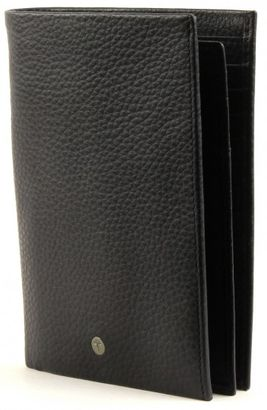 JOOP! Plutos Cross Grain 15 Card Wallet Black