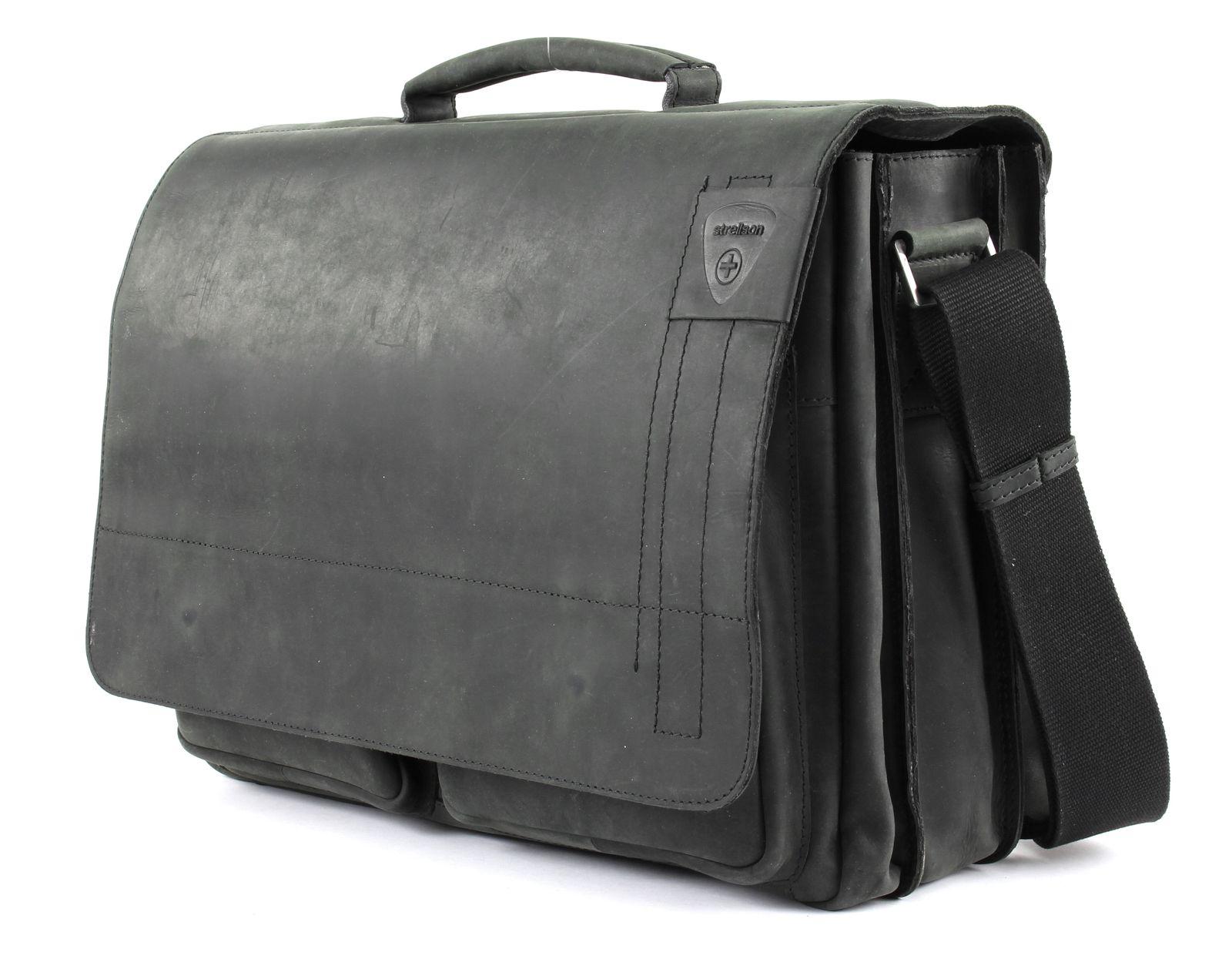 strellson Richmond BriefBag XL Black