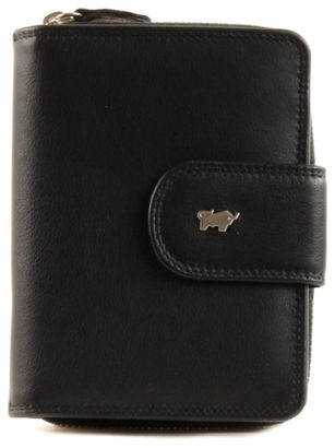 Braun Büffel Golf Purse Black
