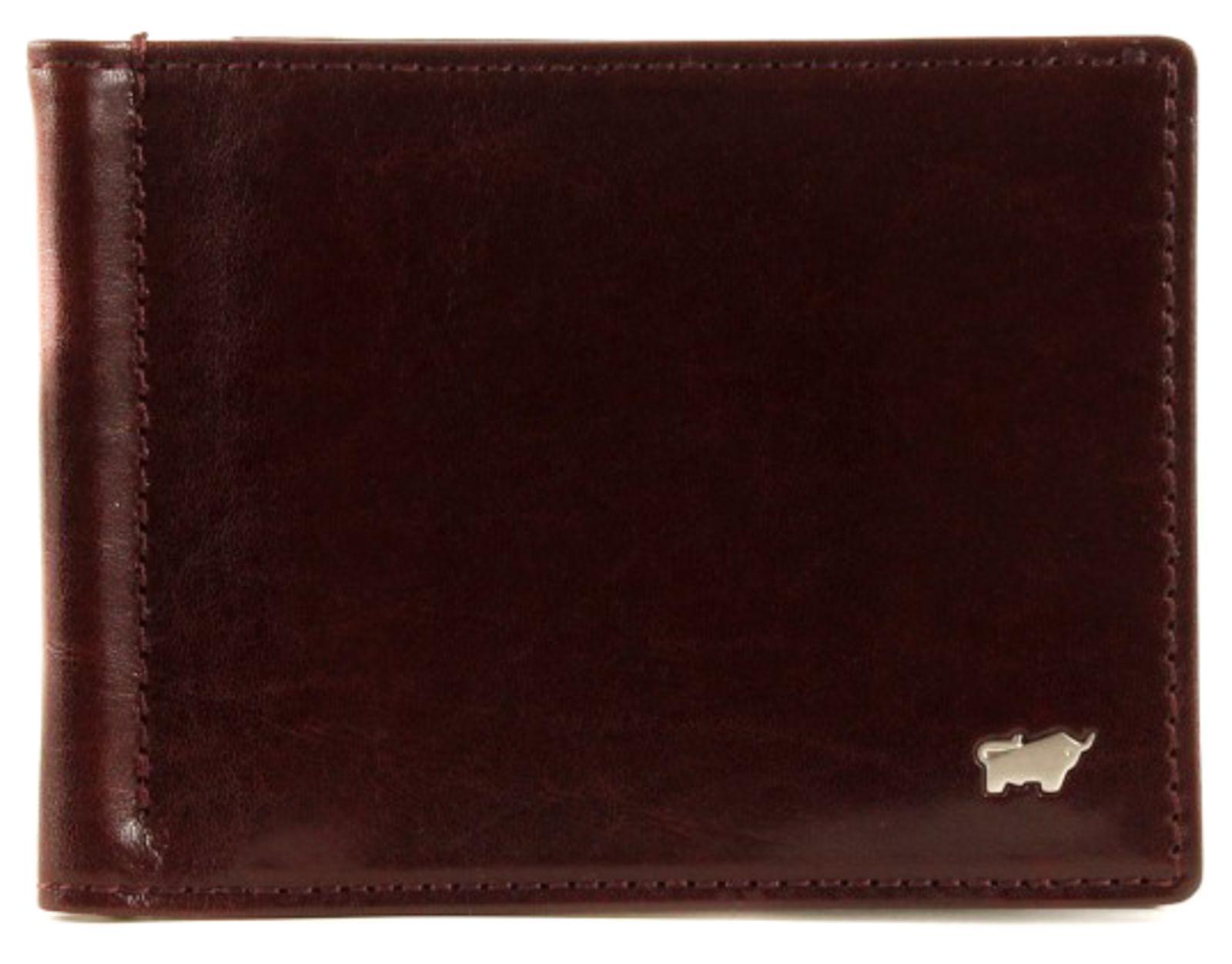 Braun Büffel Country Dollarclip Palisandro