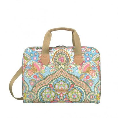 Oilily Spring Ovation Laptop Bag 10,2 Canal Blue