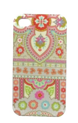 Oilily Spring Ovation iPhone 4-4S Case Ivory