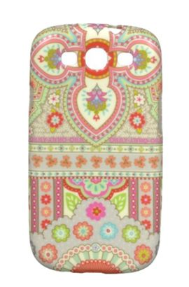 Oilily Spring Ovation Samsung Galaxy SIII Case Ivory