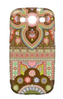 Oilily Spring Ovation Samsung Galaxy SIII Case Cappuccino
