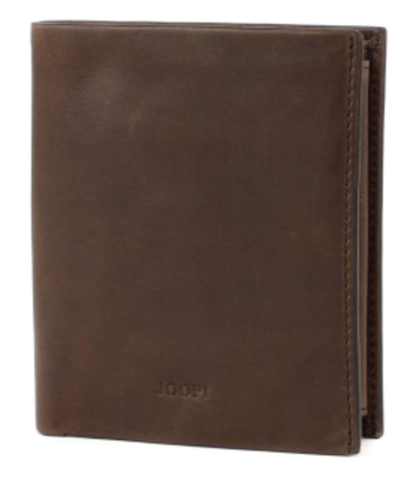 JOOP! Danaos Liana 10 Card Wallet Dark Brown