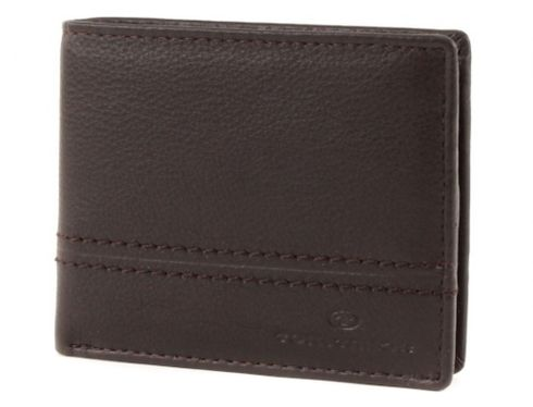 TOM TAILOR Jerrie Wallet Klein Brown