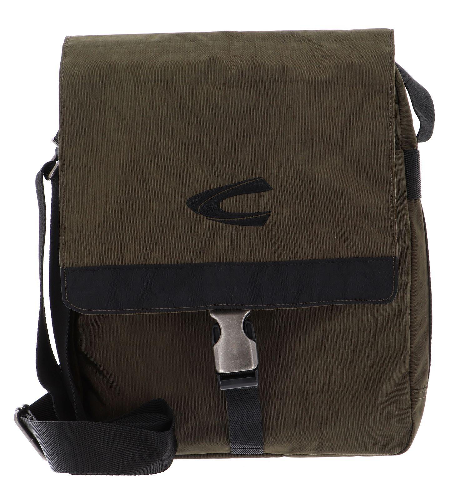 Camel Active Journey Shoulder Bag Khaki