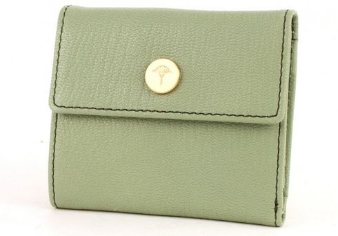 JOOP! Penelope Capra Soft Flap Wallet Light Green