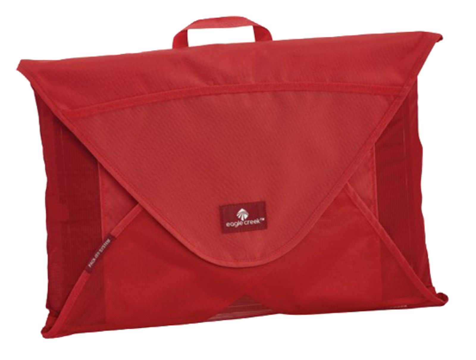 eagle creek Pack-It Garment Folder M Red Fire