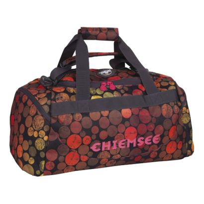 CHIEMSEE Sport Matchbag Medium Dots Black