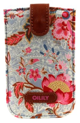 Oilily Summer Blossom Smartphone Pull Case Sky