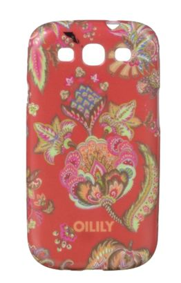 Oilily Summer Flowers Galaxy S3 Case Rose