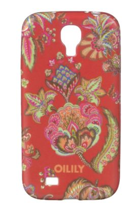 Oilily Summer Flowers Galaxy S4 Case Rose